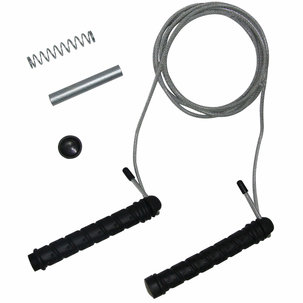 Jumprope Steel, Adjustable Weight