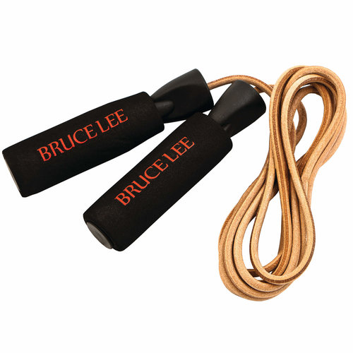 uxe Weighted Leather Skipping Rope