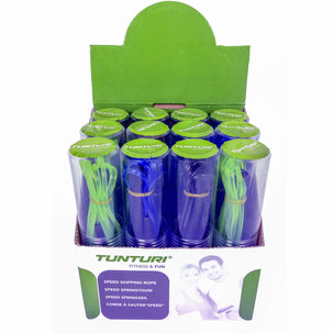 Jumprope 12pcs in Color Display