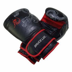 Bruce Lee Dragon Boxing Gloves (10 - 16 OZ)