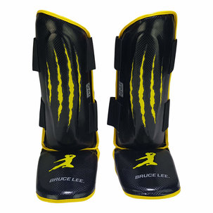 Bruce Lee Signature Shinguards (S/M - L/XL)