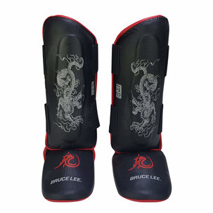 Bruce Lee Dragon Shinguards (S/M - L/XL)
