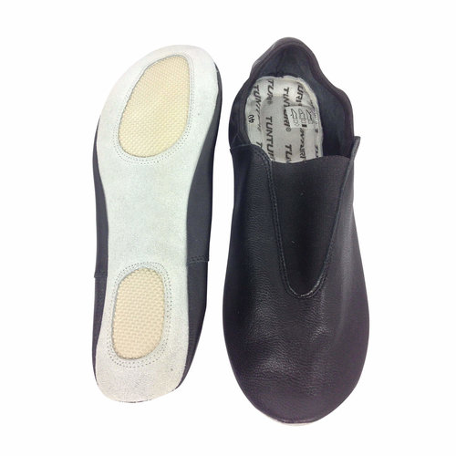 Gym Shoes 2pc Sole Black