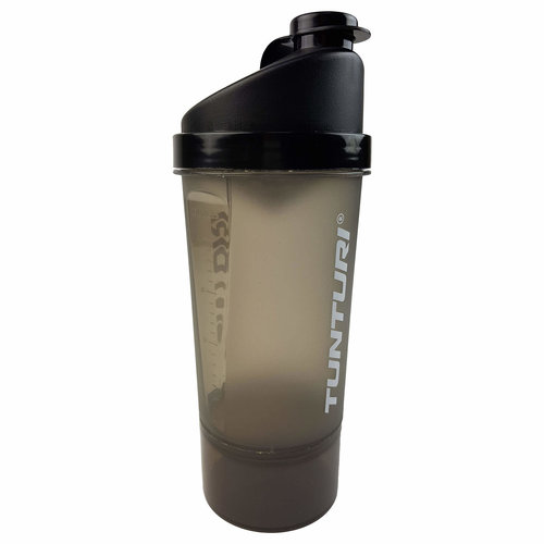 Protein Shaker 600ml with storage