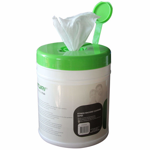 Fitness Machine Cleaning Wipes 230ct/Bucket
