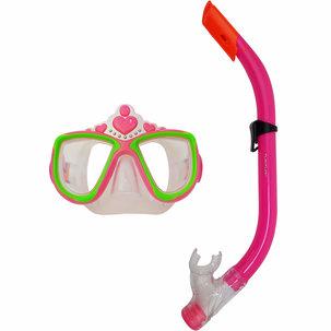 Kinder snorkelset - Duikbril en snorkel - Princes