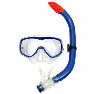 Snorkel Set Senior Siliter