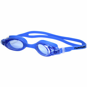 Zwembril - Senior - Siliconen - Blauw