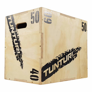 Plyo Box Wood (40/50/60 - 50/60/75cm)