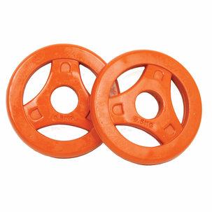 Aerobic Plates Rubber (0.5 - 10kg)
