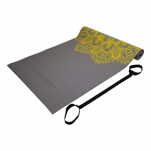 PVC Yogamat 4mm - Anthracite