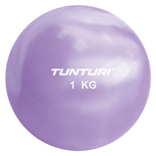 Yoga Toningbal - Yoga bal - Fitnessbal - 1,0 kg