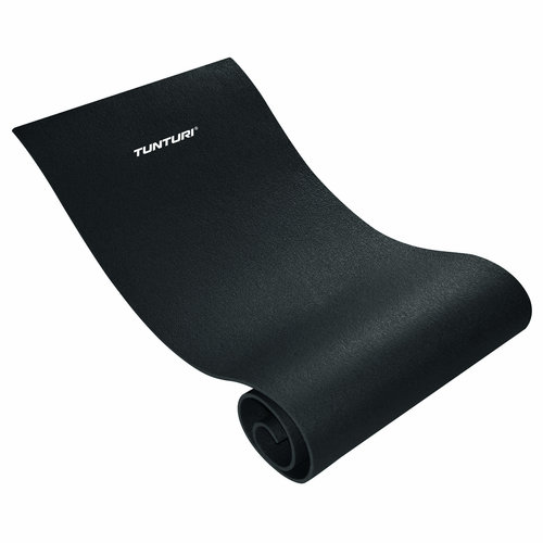 XPE Fitnessmat - Oefenmat - 160 cm x 60 cm x 0,7 cm - Zwart