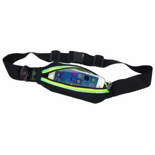 LED Waistbag - Green