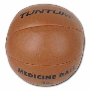 Medicine Ball - Medicijnbal - kunst leer 3kg
