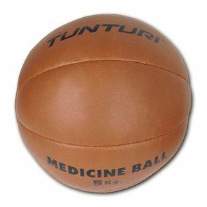 Medicine Ball - Medicijnbal - kunst leer 5kg