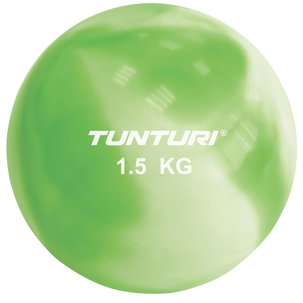 Yoga Toningbal - Yoga bal - Fitnessbal - 1,5 kg