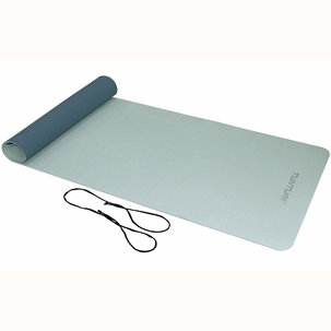 TPE Yogamat - Fitnessmat 4mm dik - Blauw