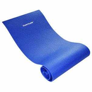 XPE Fitnessmat - Oefenmat - 160 cm x 60 cm x 0,7 cm - Blauw