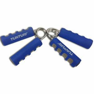 Foam Knijphalters - Handknijper - 2 Stuks - Blauw