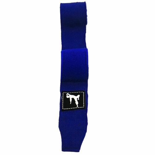 Boks Bandage - Paar - 250 cm - Blauw