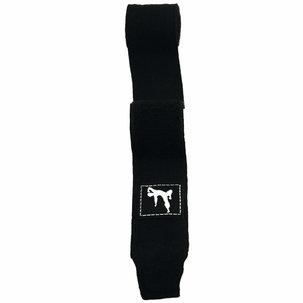 Bruce Lee Boks Bandage - Paar - 250 cm - Zwart