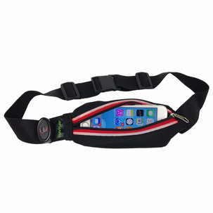 LED Waistbag - Red