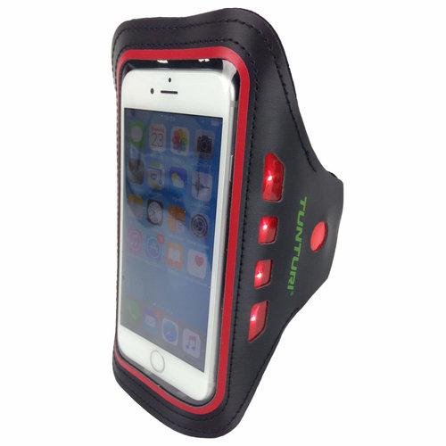 LED Telephone Sport Armband - Red