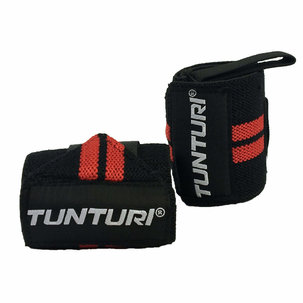 Wrist Wraps Pair - Red