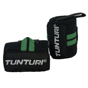 Wrist Wraps Pair - Green