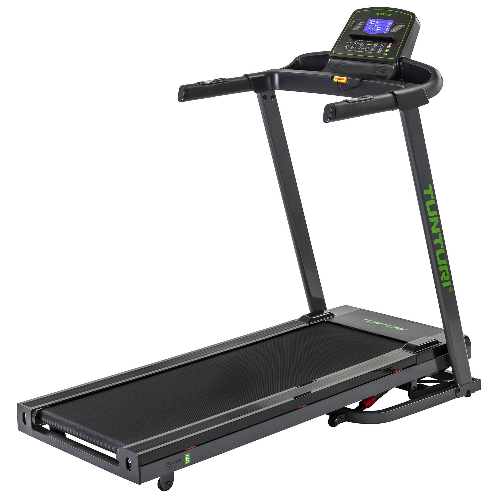 Cardio Fit T40 (2020) Treadmill - Tunturi Fitness