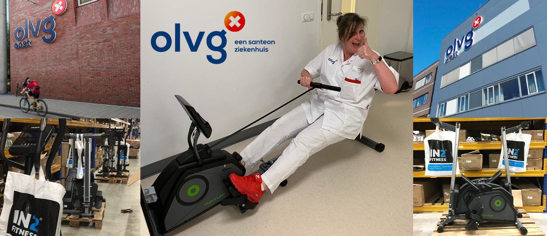Tunturi donates cardio machines to OLVG