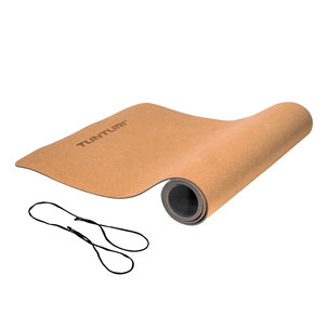Yoga mat kurk TPE
