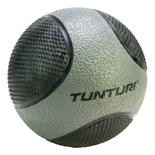 Medicine Ball 5kg, Grey/Black