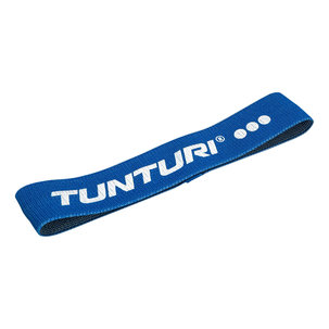 Textile Resistance Band, Heavy, Blue