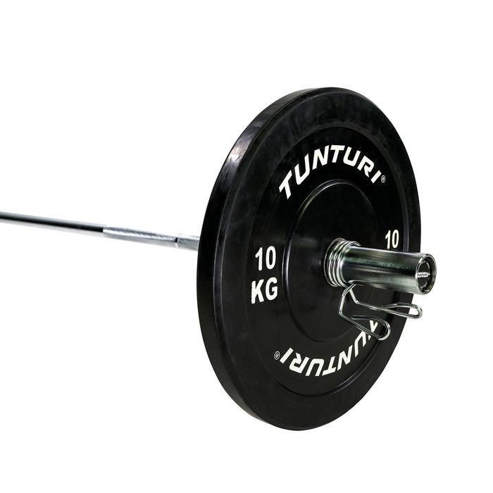 Tunturi Olympic Barbell - Olympic bar - 168cm - 50mm
