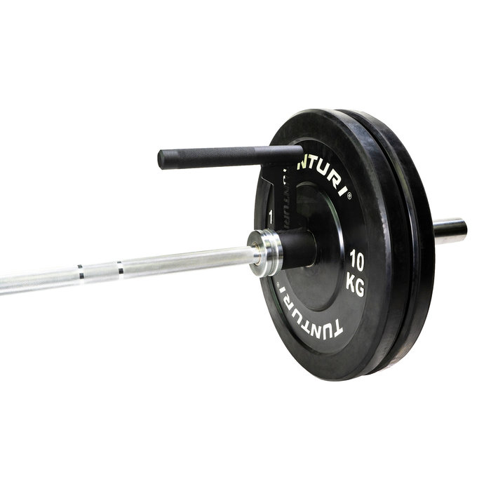 Tunturi Single row handle bar - landmine handle voor olympic barbell