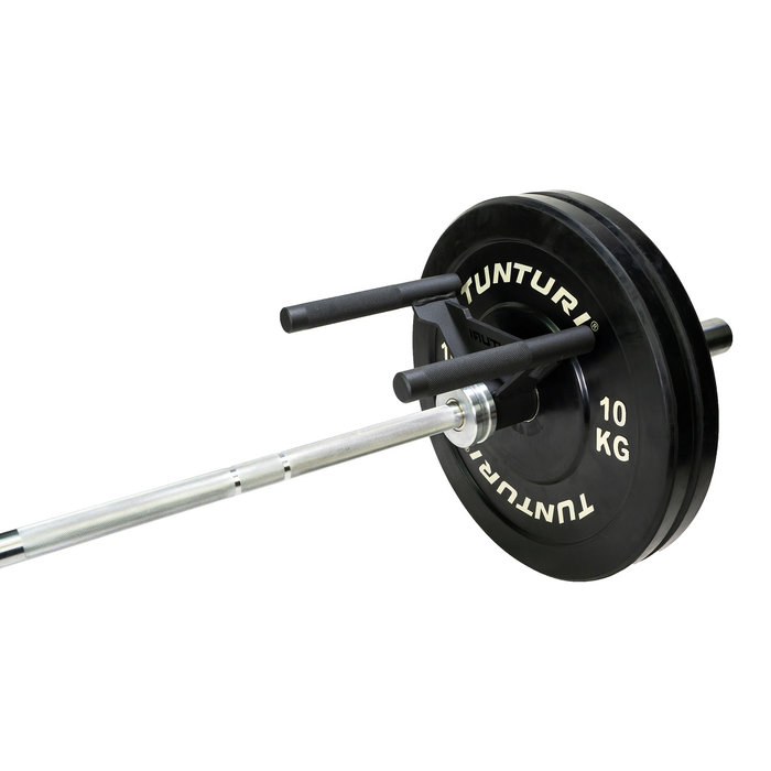 Parallel row handle bar - landmine handle voor olympic barbell