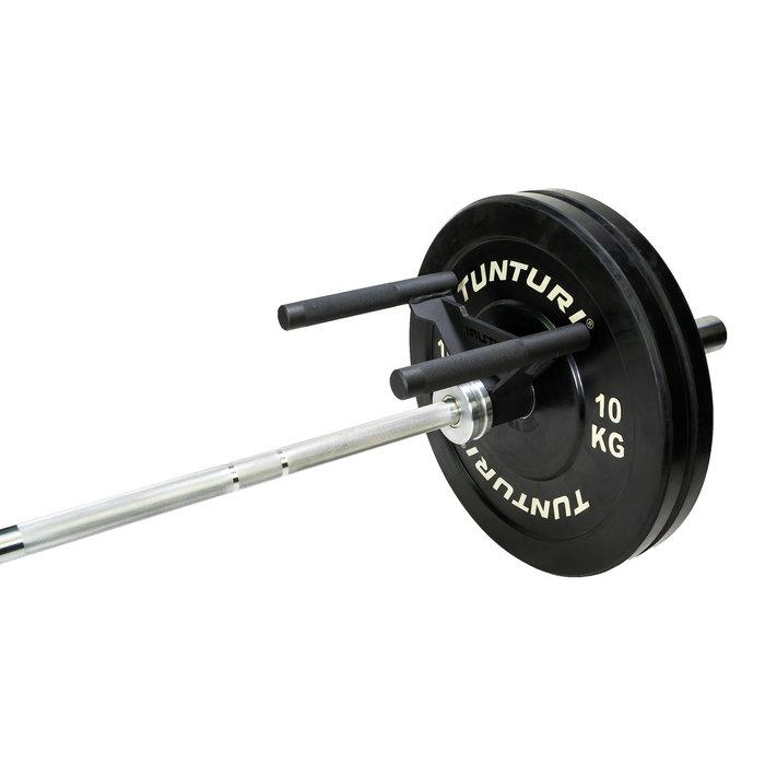 T-bar row handle - landmine handle for olympic barbell