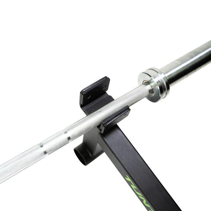 Mini Deadlift jack for olympic barbell