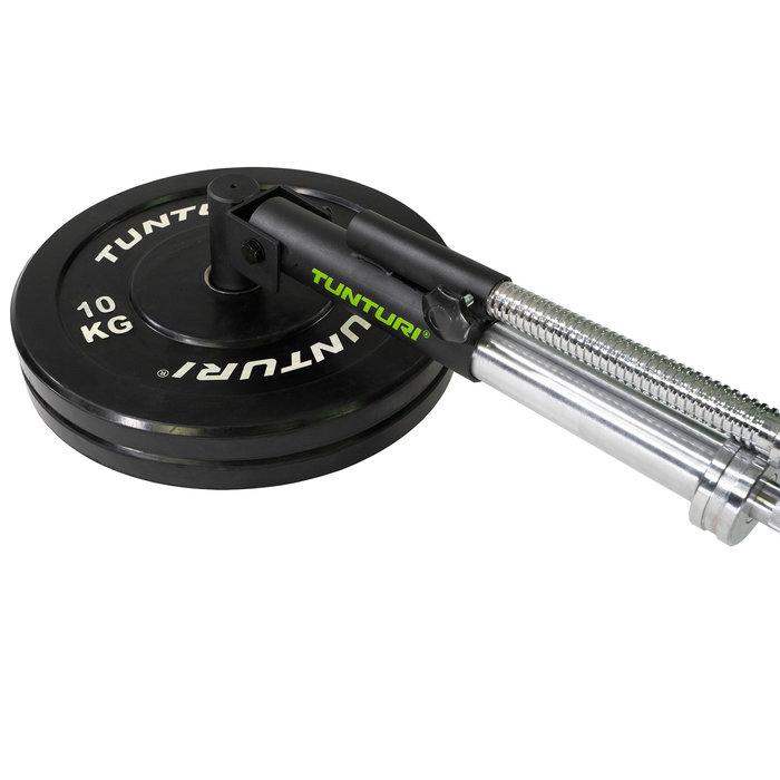T-Bar Row Platform - landmine voor olympic barbell