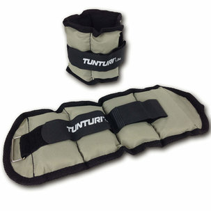 Arm/Leg Weights, Pair, 2 x 1.0 kg