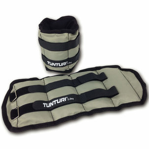 Arm/Leg Weights, Pair, 2 x 2 kg
