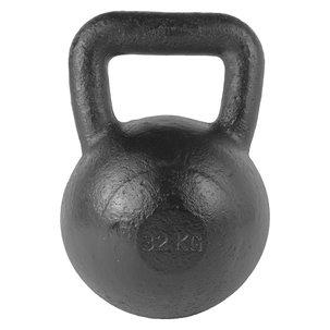 Kettlebell - Black 32 kg