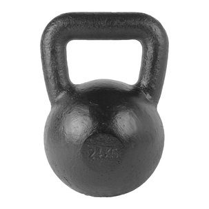 Kettlebell - Black 24 kg