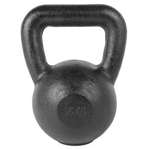 Kettlebell - Black 16 kg