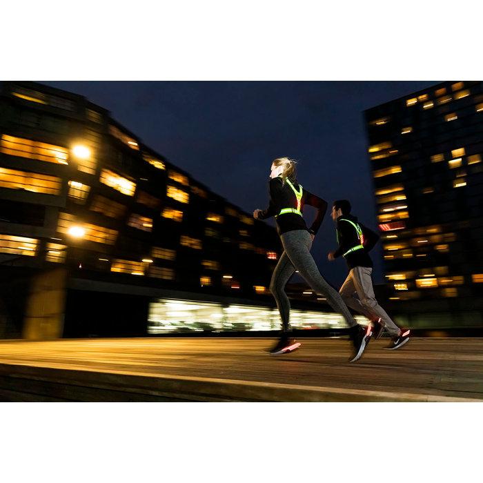 Hardloopschoenen LED verlichting - Rood