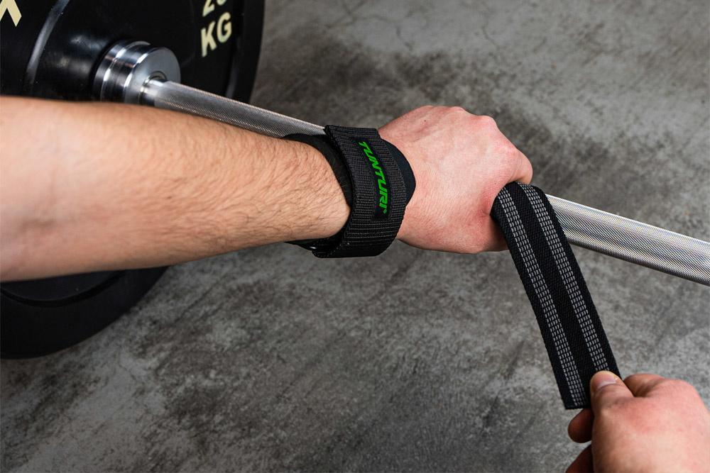 <h3>Lifting straps</h3>