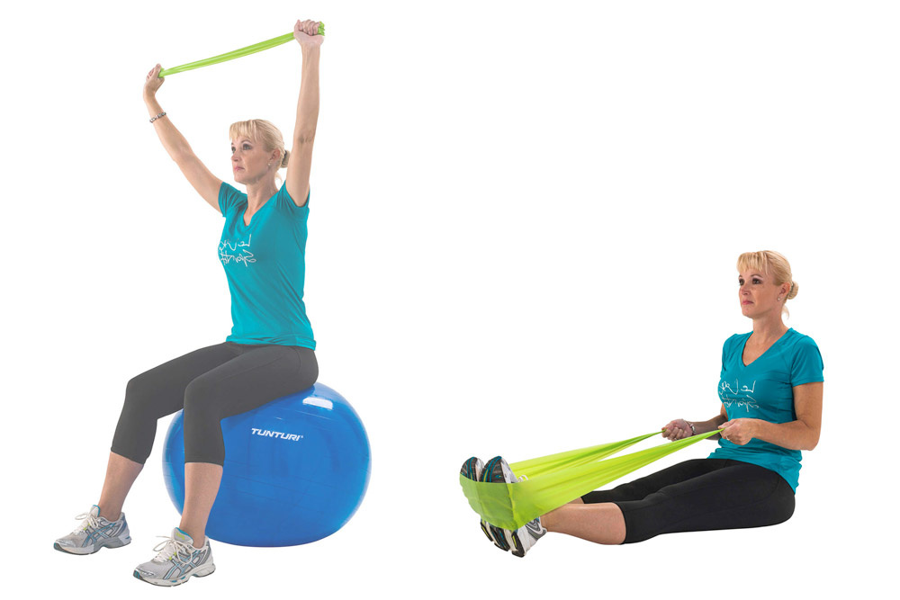 <strong>Resistance bands and rehabilitation</strong>