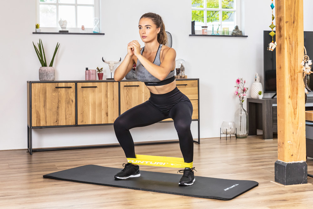 <strong>Safer workouts</strong>